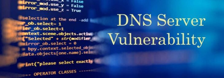 آسیب پذیری در Microsoft DNS Server