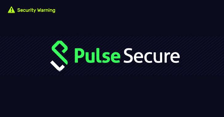 هک دستگاههای VPN Pulse Secure